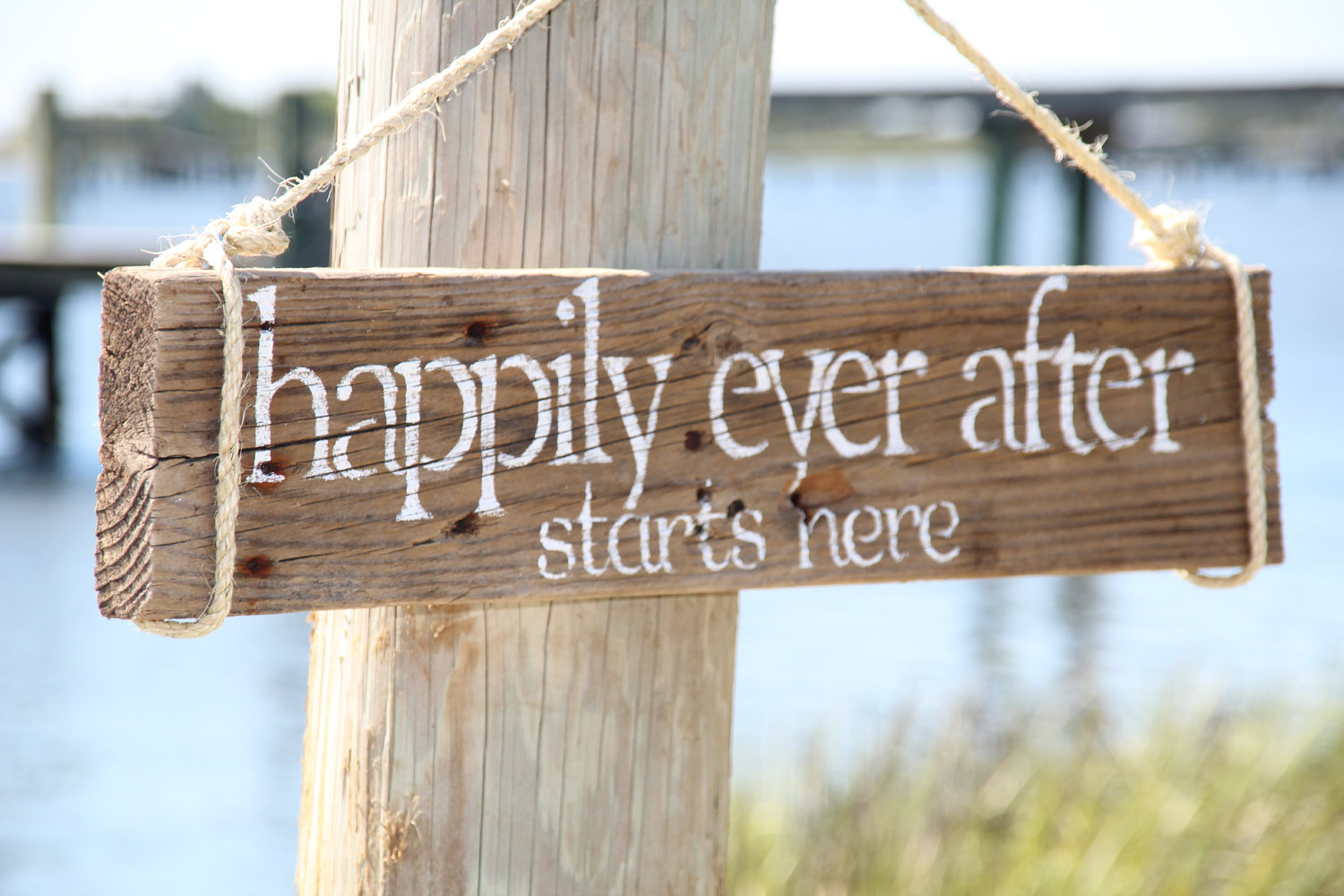 Personalized Wedding Details Ceremony Reception Signs On Etsy Happily Ever After