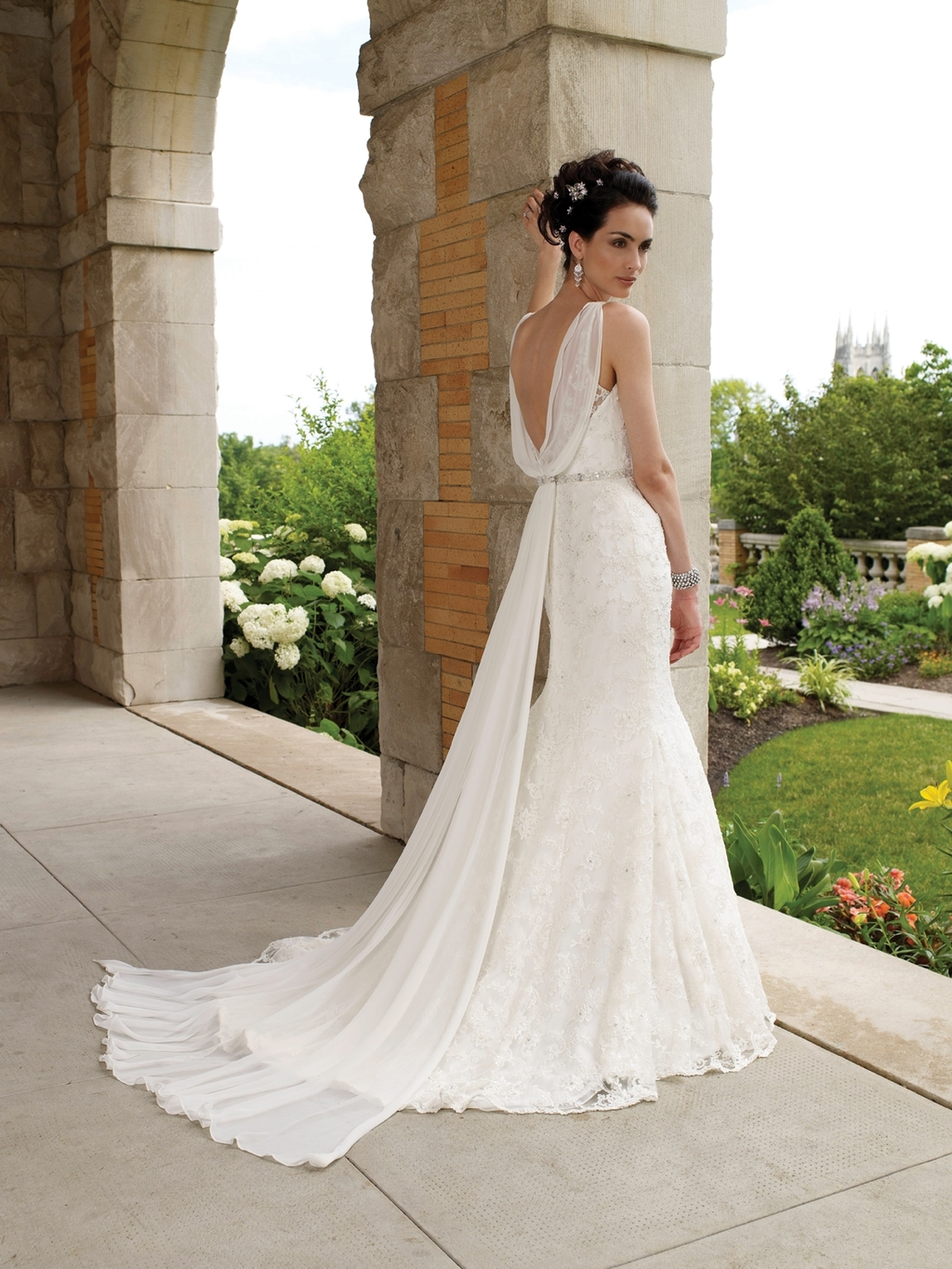 111207-spring-2011-wedding-dress-mon-cheri-high-lace-neck-mermaid-back.full
