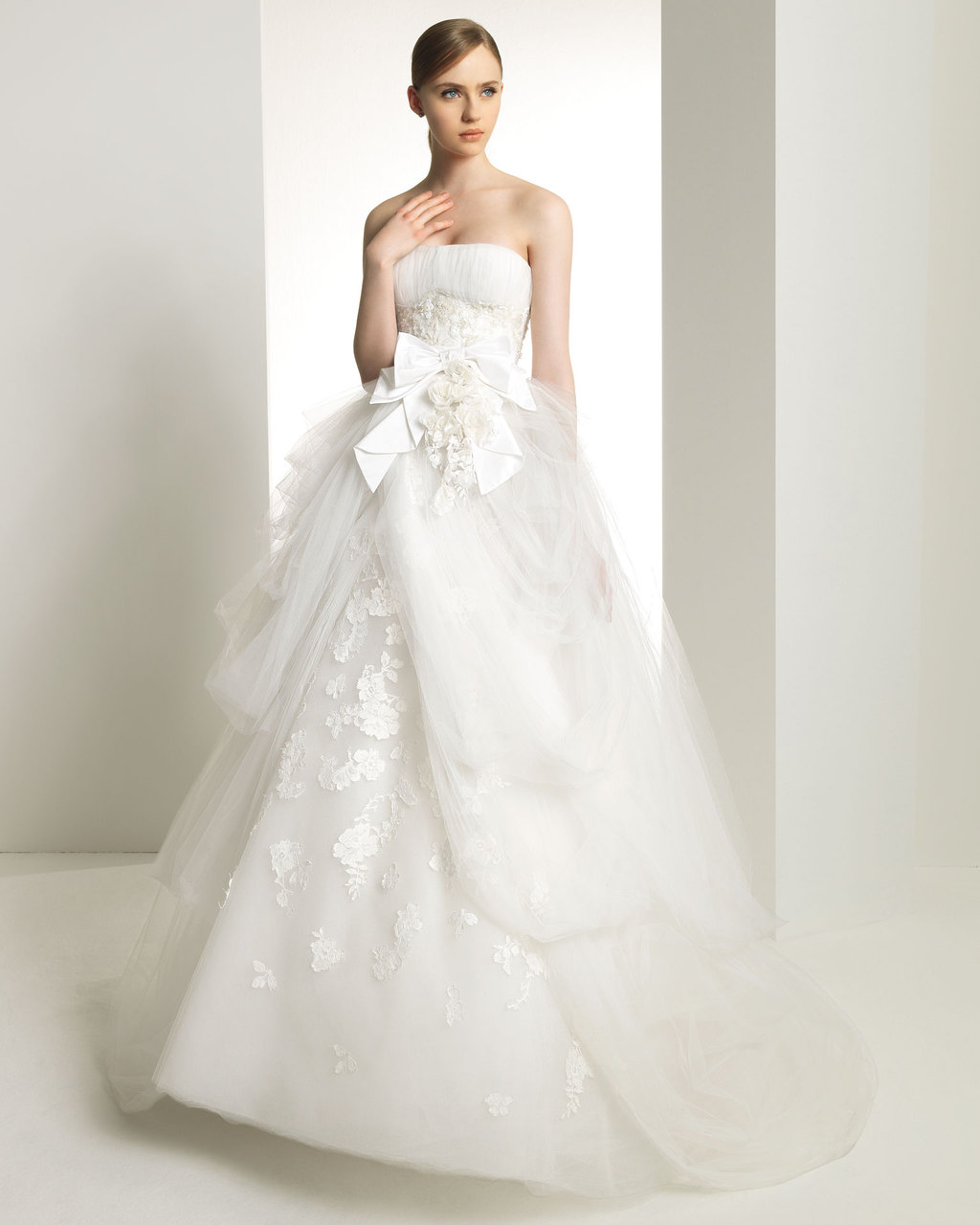 2013 wedding dress Zuhair Murad for Rosa Clara bridal gowns 101