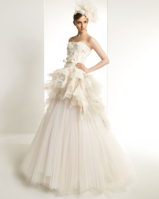 2013 wedding dress Zuhair Murad for Rosa Clara bridal gowns 102