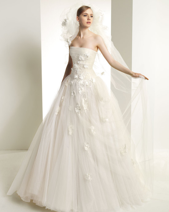2013 wedding dress Zuhair Murad for Rosa Clara bridal gowns 107