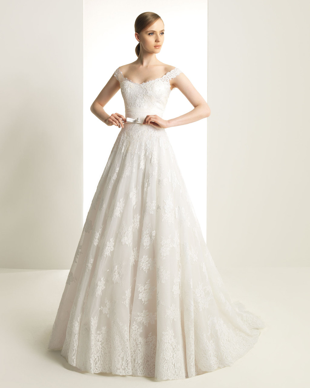 2013 wedding dress Zuhair Murad for Rosa Clara bridal gowns 109 Kiev