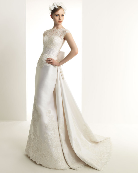 2013 wedding dress Zuhair Murad for Rosa Clara bridal gowns 204