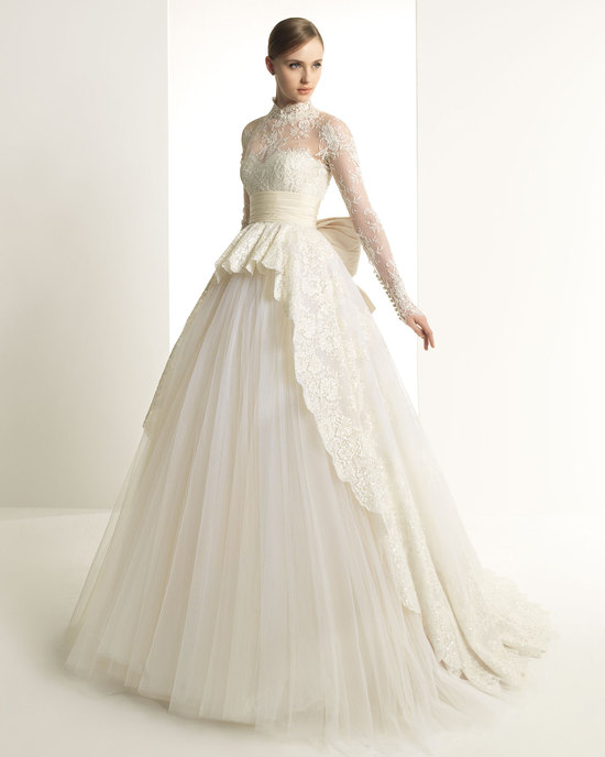 2013 wedding dress Zuhair Murad for Rosa Clara bridal gowns 305