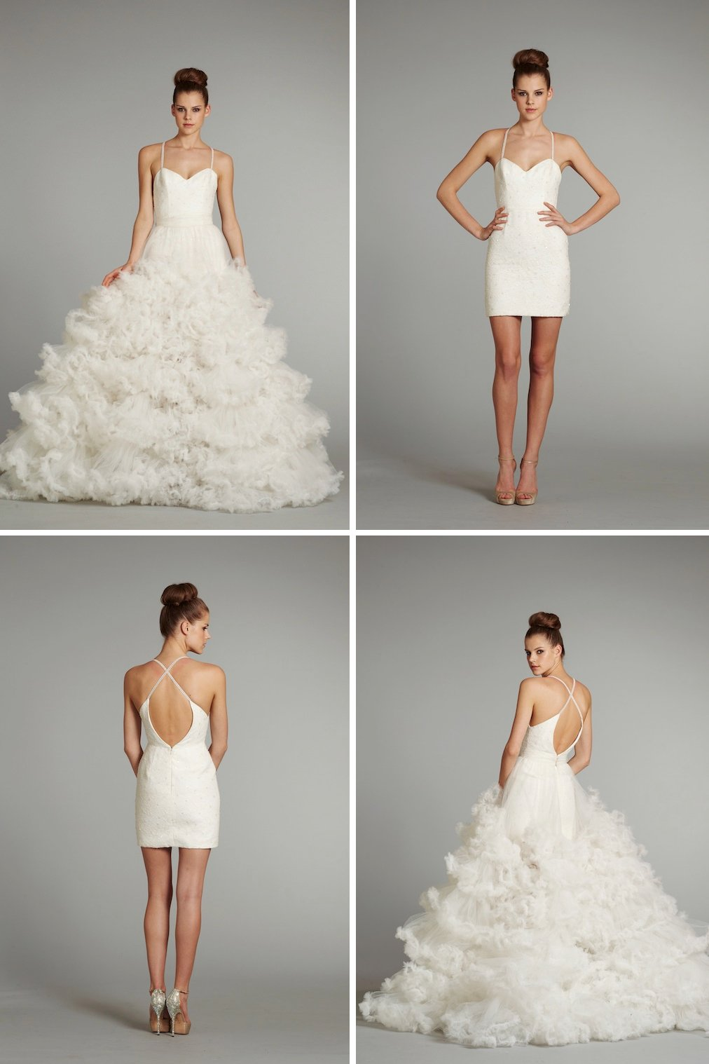 Wedding Dress Trends: Convertible Dresses! » Buffalo Indie Weddings ...