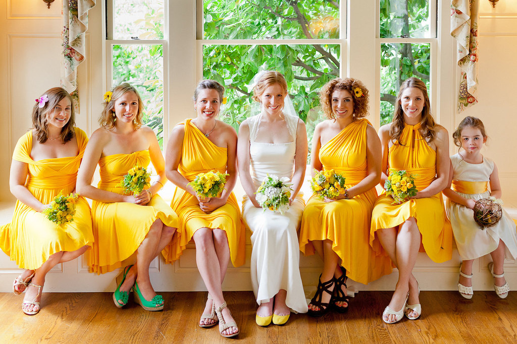 Convertible-bridesmaids-dresses-bridal-party-style-inspiration-from-etsy-bright-yellow.full