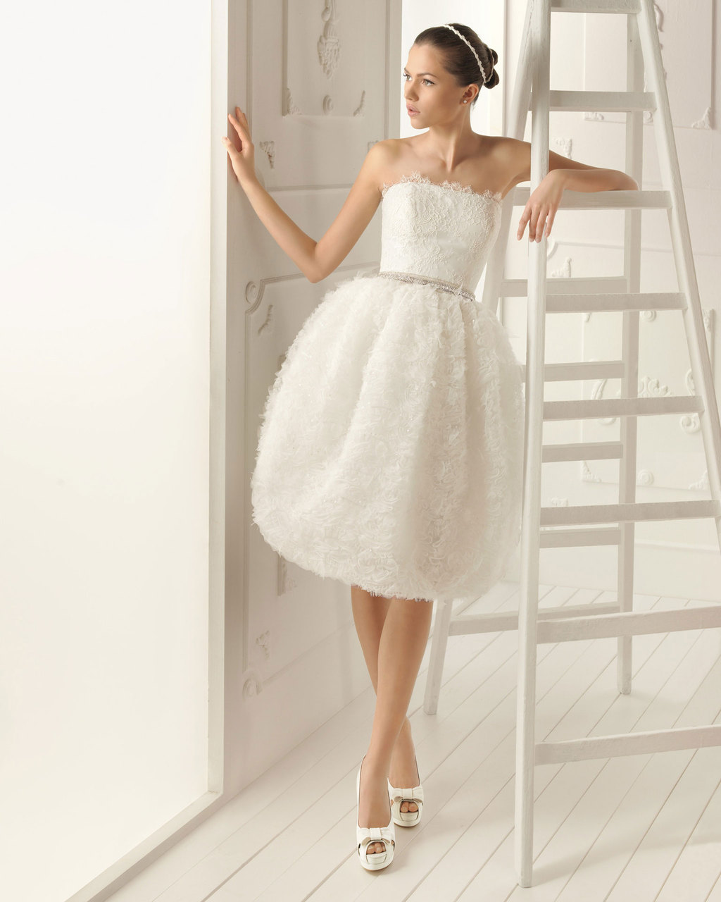 2013 wedding dress Aire Barcelona bridal gowns Reno