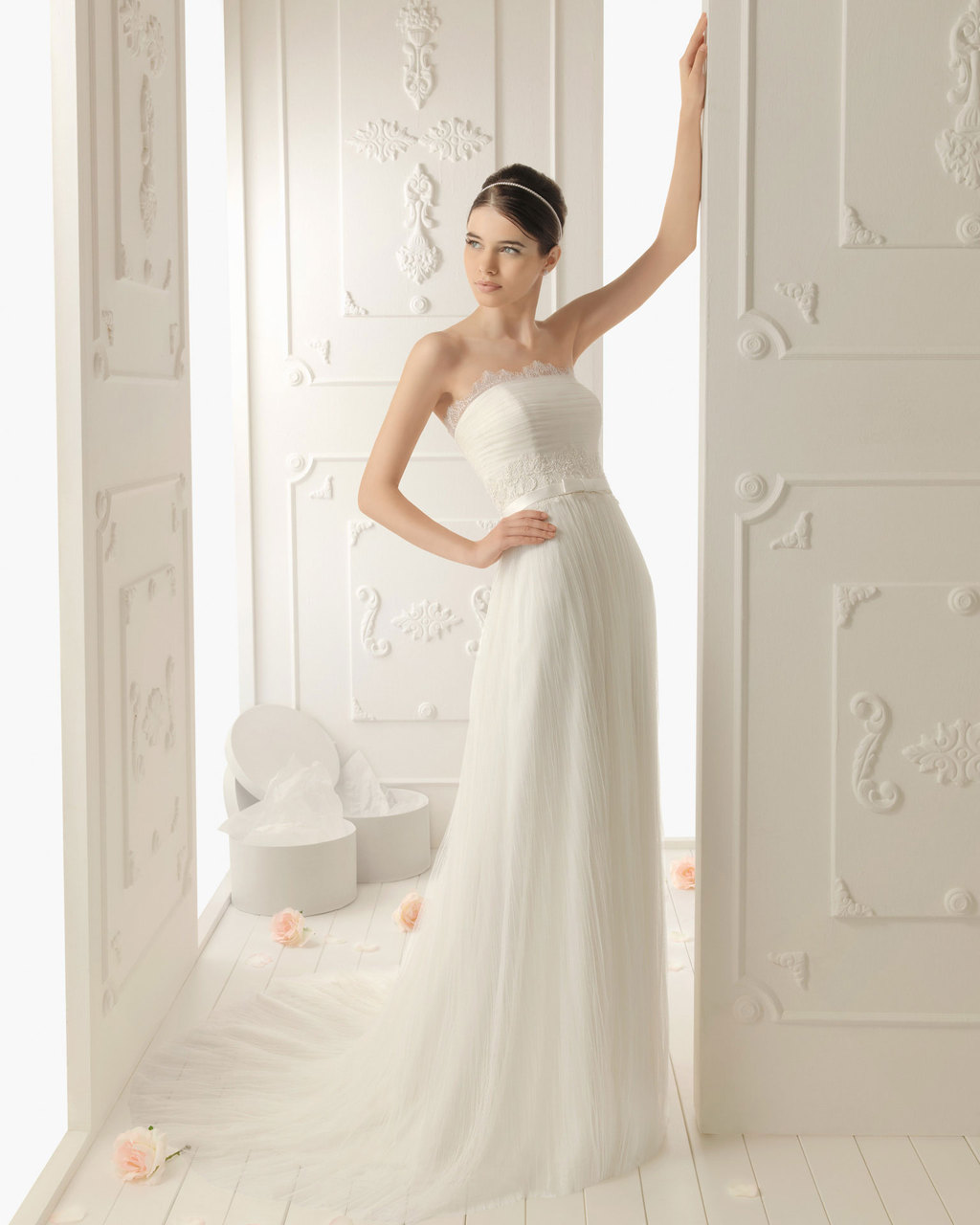 2013 wedding dress Aire Barcelona bridal gowns remmy