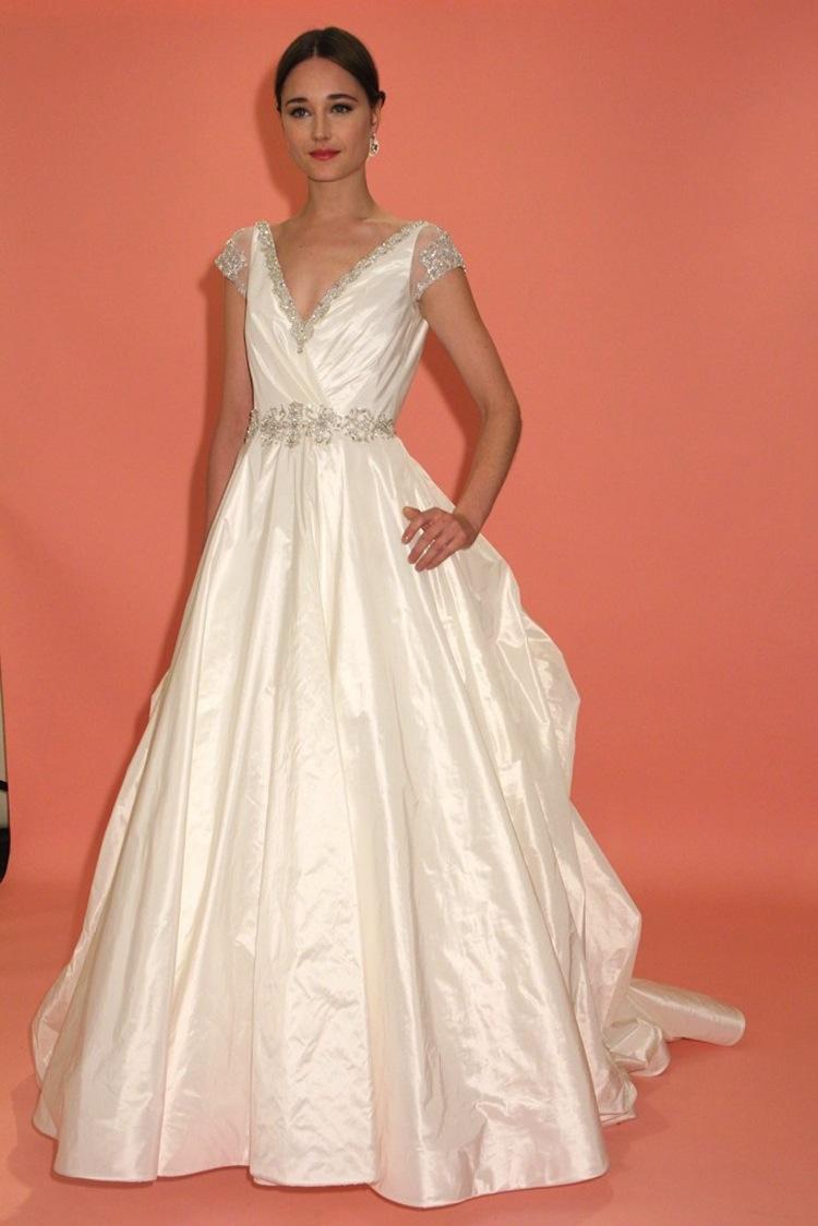 badgley mischka wedding dress 2013 bridal gowns for church wedding.