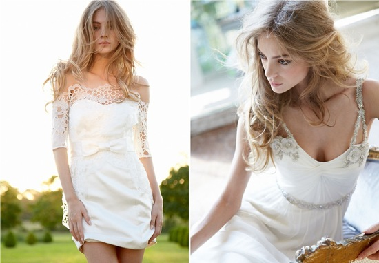 JLM couture wedding dresses Hayley Paige bridal gown fall 2012 1