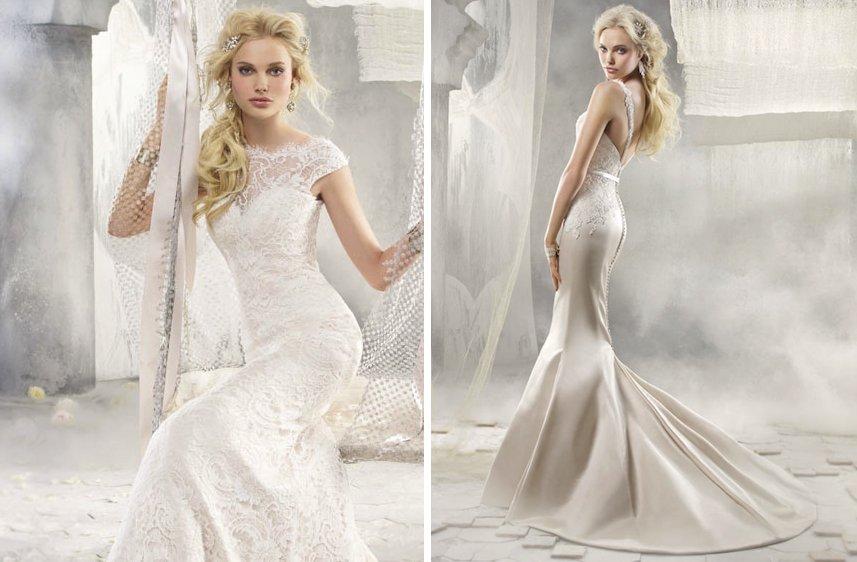 Alvina valenta wedding dress fall 2012 bridal gowns 2 for Alvina valenta wedding dress