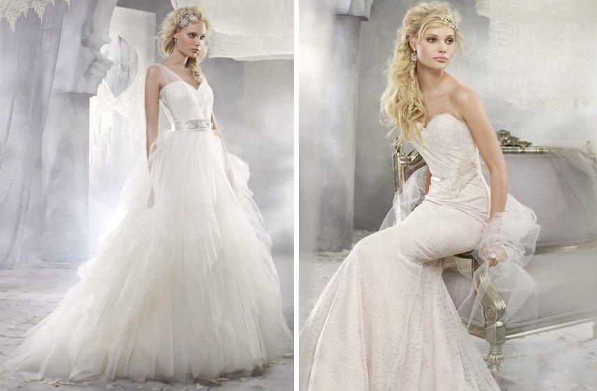 Alvina valenta wedding dress fall 2012 bridal gowns 1 for Alvina valenta wedding dress