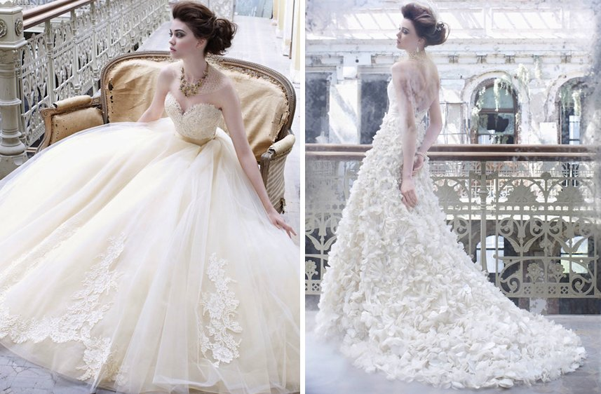 Romantic-fall-2012-wedding-dresses-lazaro-bridal-gown-buttery-cream-ivory.full