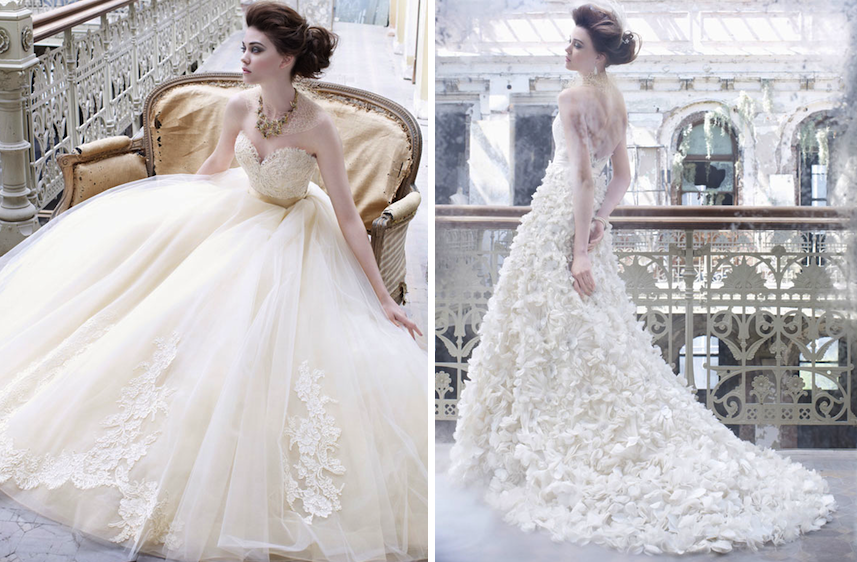 Romantic-fall-2012-wedding-dresses-lazaro-bridal-gown-buttery-cream-ivory.original