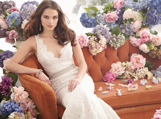fall 2012 wedding dress jim hjelm bridal gowns 8254