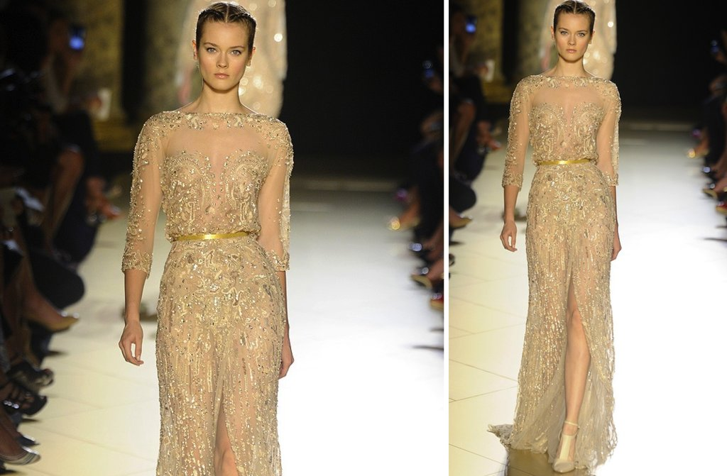 Runway-to-white-aisle-wedding-dress-inspiration-elie-saab-couture-fall-2012-illusion-neckline.full