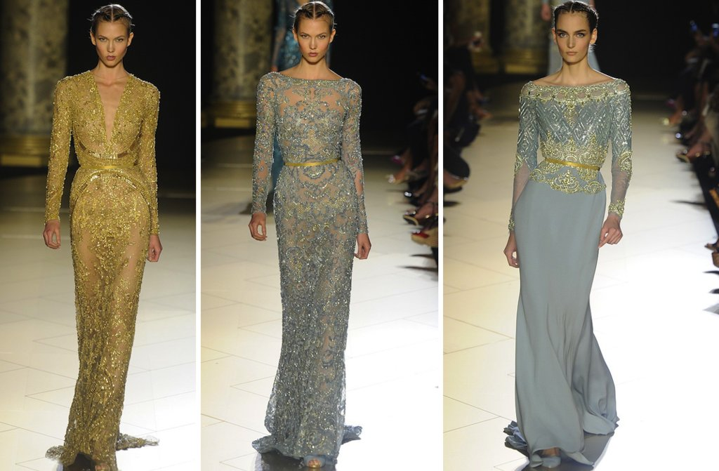 Runway-to-white-aisle-wedding-dress-inspiration-elie-saab-couture-fall-2012-gold-blue.full
