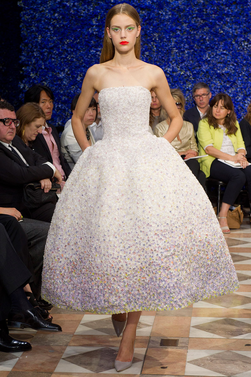 Runway-to-white-aisle-wedding-dress-bridesmaid-dress-inspiration-christian-dior-sparkly-lwd.full