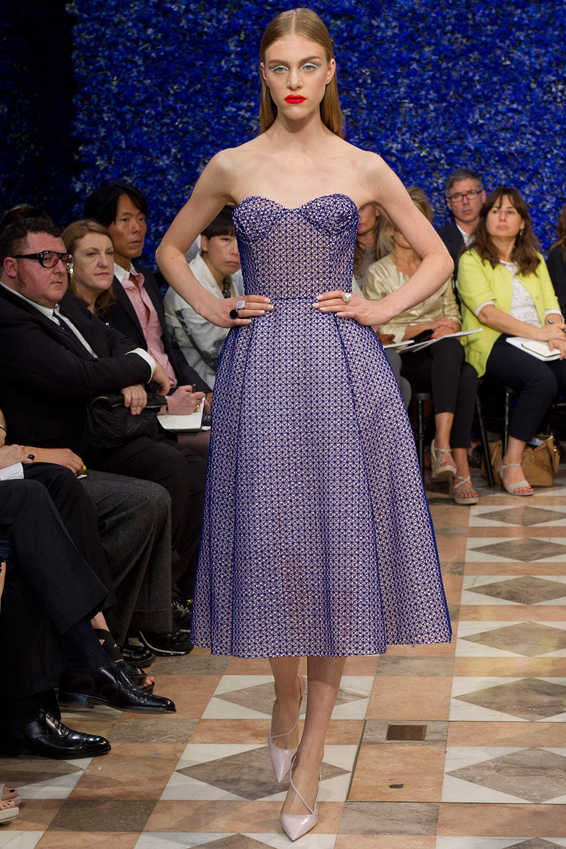Runway-to-white-aisle-wedding-dress-bridesmaid-dress-inspiration-christian-dior-purple-bridesmaid-dress.full