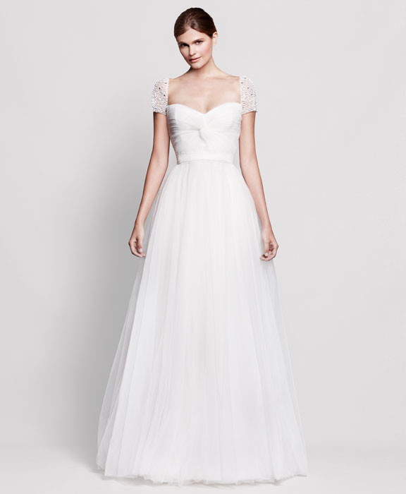 2013 wedding dress reem acra for nordstrom bridal gowns 4 for Nordstrom dresses for wedding