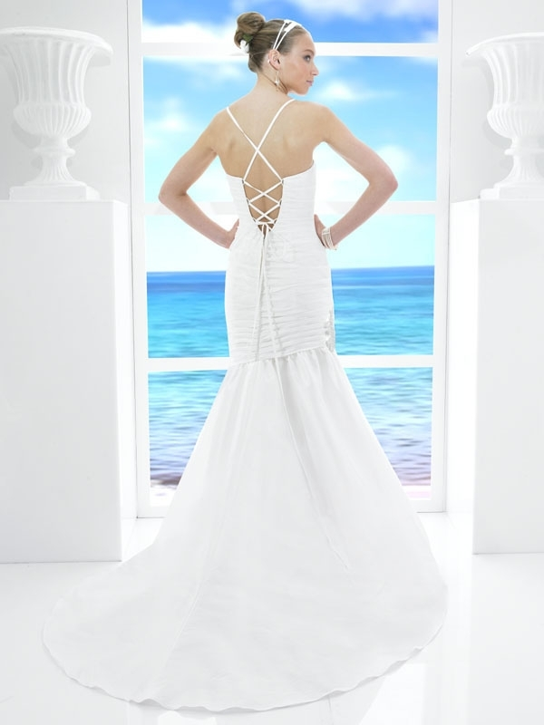 T474-spring-2011-tango-wedding-dress-white-drop-waist-mermaid-ruched-bodice-spaghetti-straps-criss-cross-open-back.full