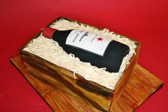 fun wedding cake ideas grooms cakes red wine