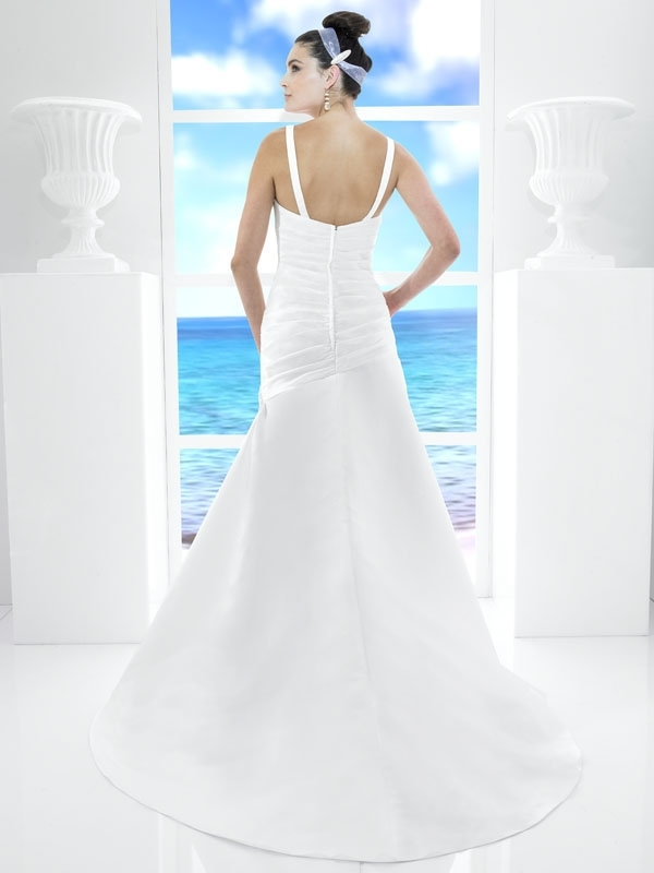 T480-white-satin-2011-wedding-dress-drop-waist-a-line-v-neck-back.full