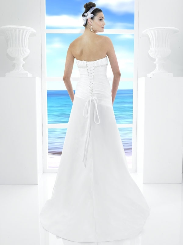 T484-white-modified-a-line-2011-wedding-dress-strapless-back.full