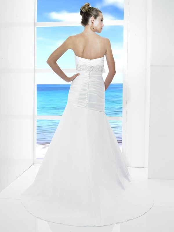 T486-white-satin-aline-2011-wedding-dress-sweetheart-neckline-metallic-beading-applique-back.full