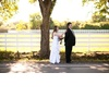Simple-real-wedding-bride-groom-first-look-outside.square
