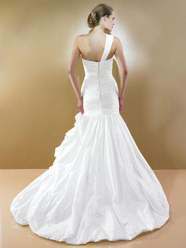 D7996-ivory-wedding-dress-2011-moonlight-bridal-one-shoulder-drop-waist-mermaid-back.full