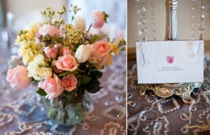 photo of Simple Spring Wedding with Pretty Little Details