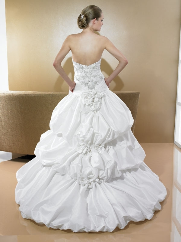 D7989-moonlight-bridal-2011-wedding-dress-ballgown-pickups-silver-beading-lace-back.full