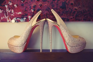 photo of Chic Wedding Shoes