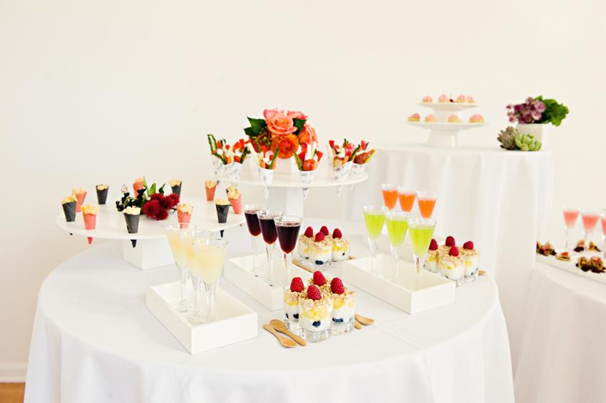 Modern-wedding-reception-decor-all-white-with-vibrant-pops.full