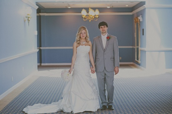 red white and blue wedding inspiration 4th of july weddings bride and groom