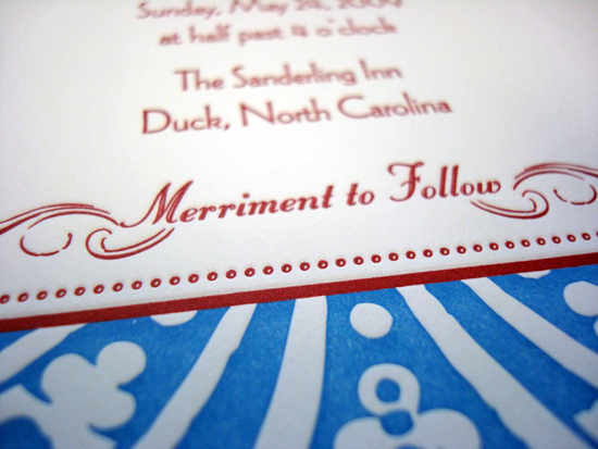 red white and blue wedding inspiration 4th of july weddings elegant invitations letterpress 2
