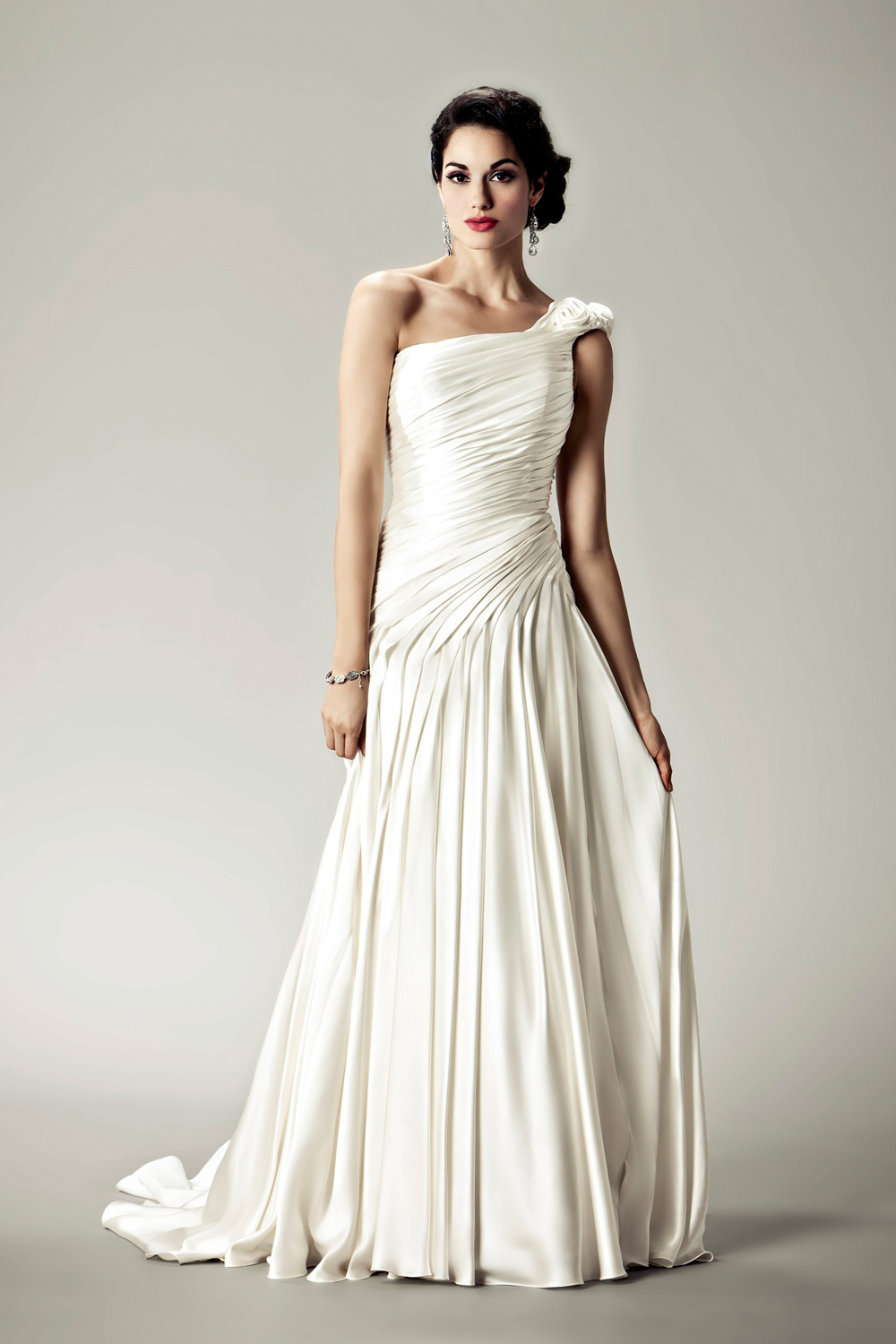 2012 wedding dresses Matthew Christopher bridal gown athena