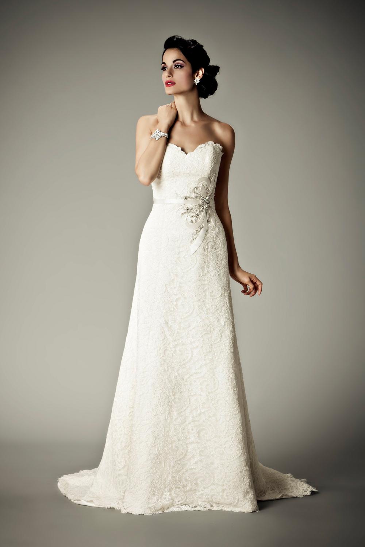 2012 Wedding Dresses Matthew Christopher Bridal Gown Sabrina