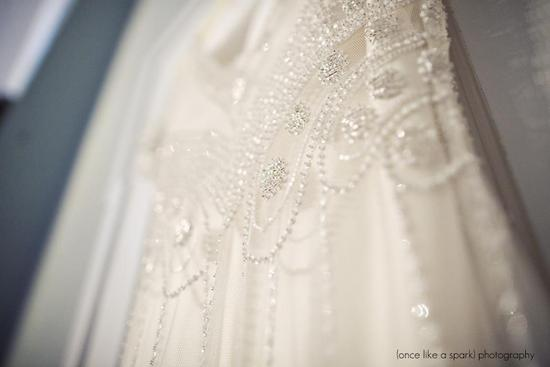 vintage wedding trends downton abbey wedding dress