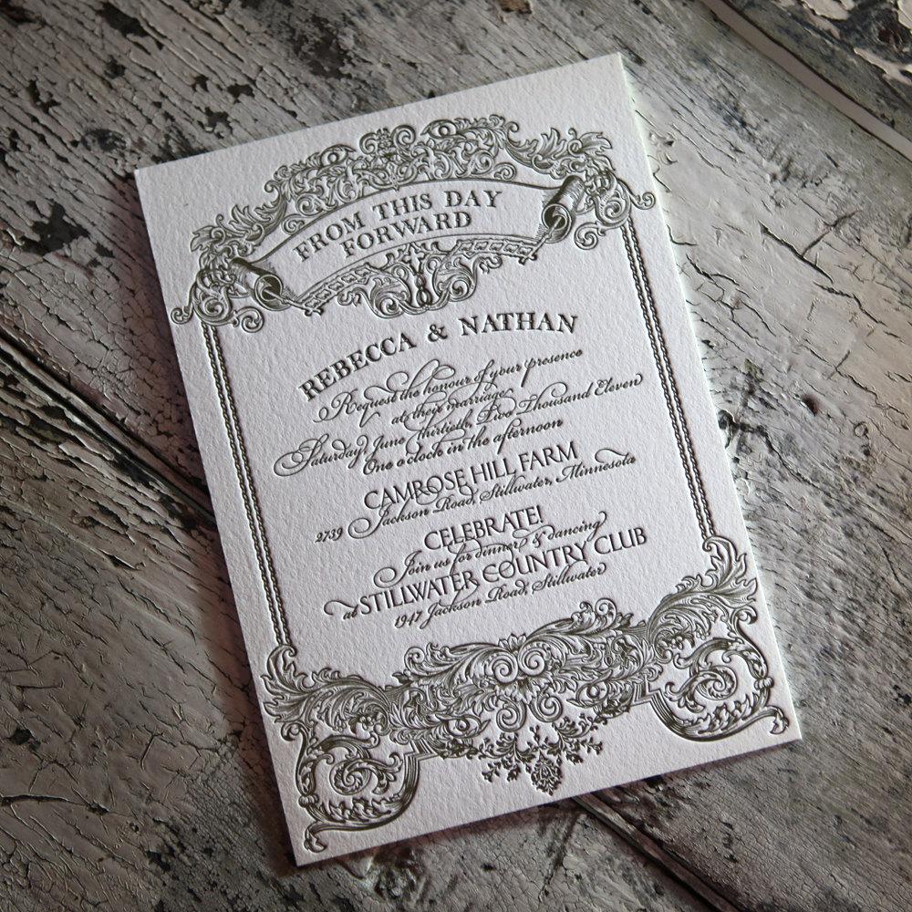 Downton-abbey-vintage-wedding-inspiration-letterpress-wedding-invitations.full