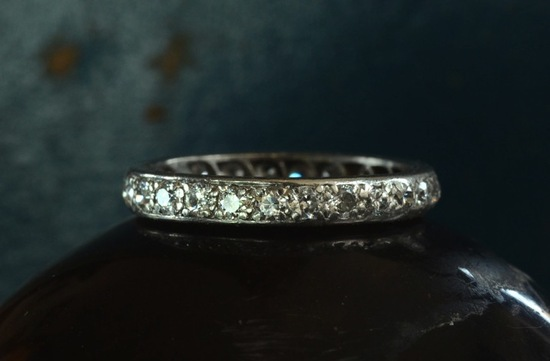 antique engagement rings for vintage brides wedding band 2