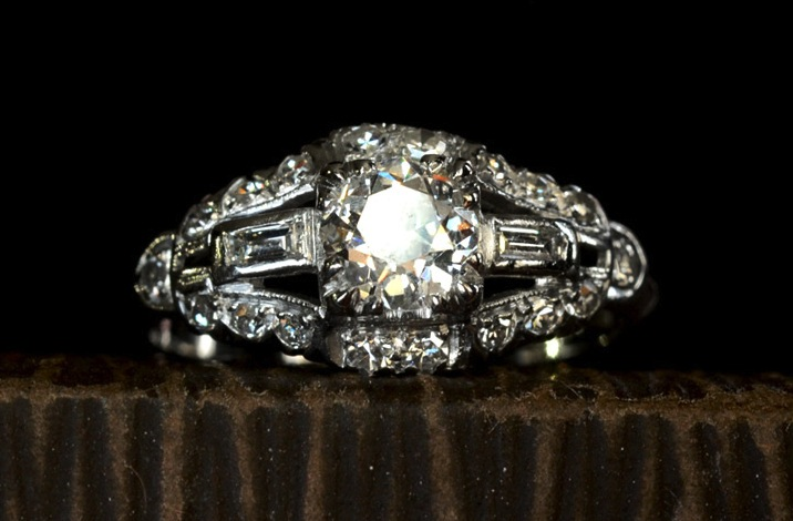 Vintage-engagement-rings-unique-wedding-jewelry-1930s-art-deco-edwardian-platinum.original