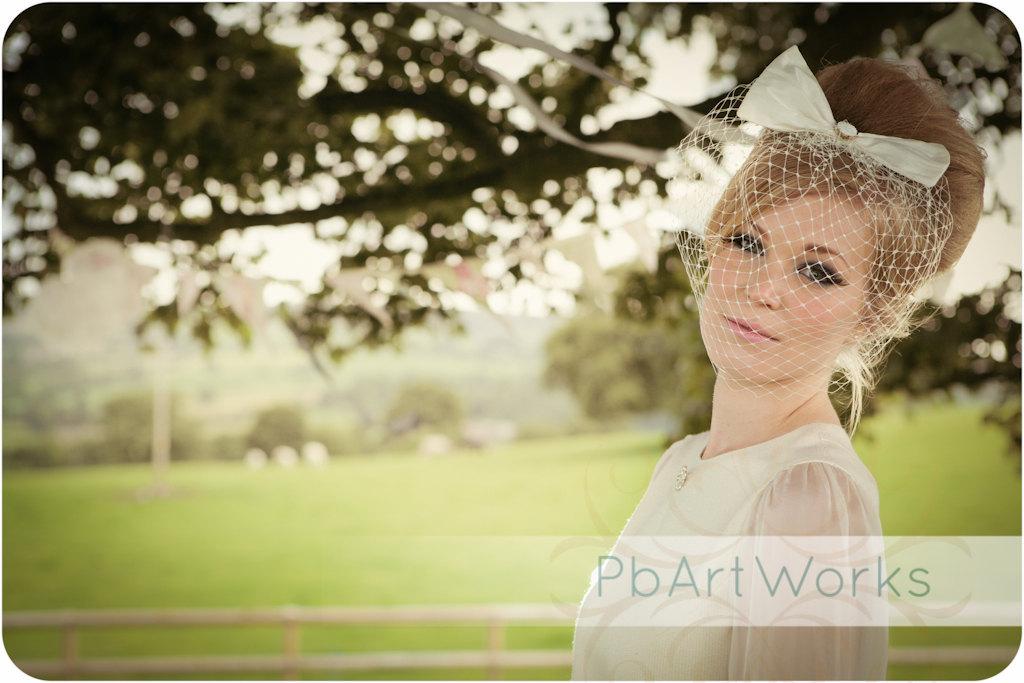 Vintage-inspired-bridal-blusher-1960s-wedding-style.full