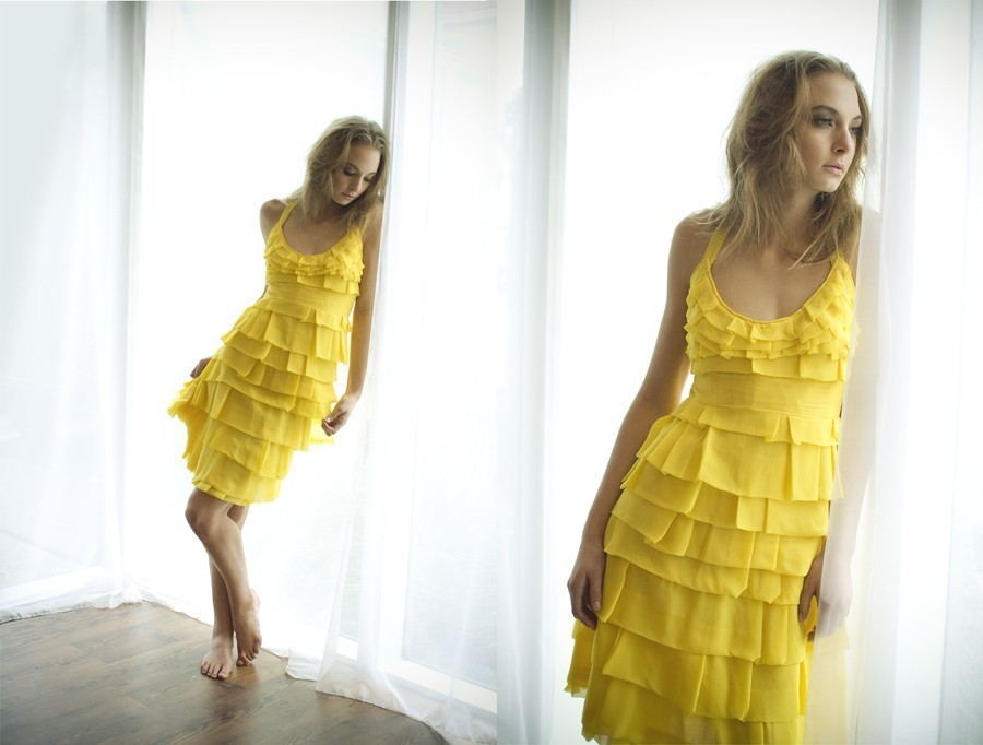 Yellow-ruffly-bridesmaid-dress.full