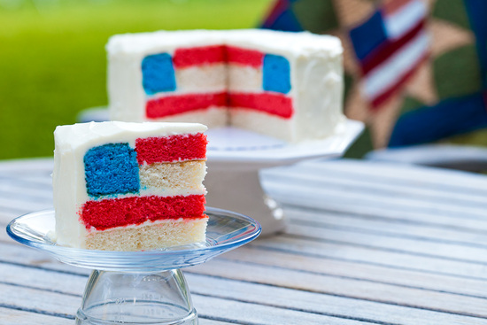 fourth of july wedding ideas wedding cakes and food you can DIY 1