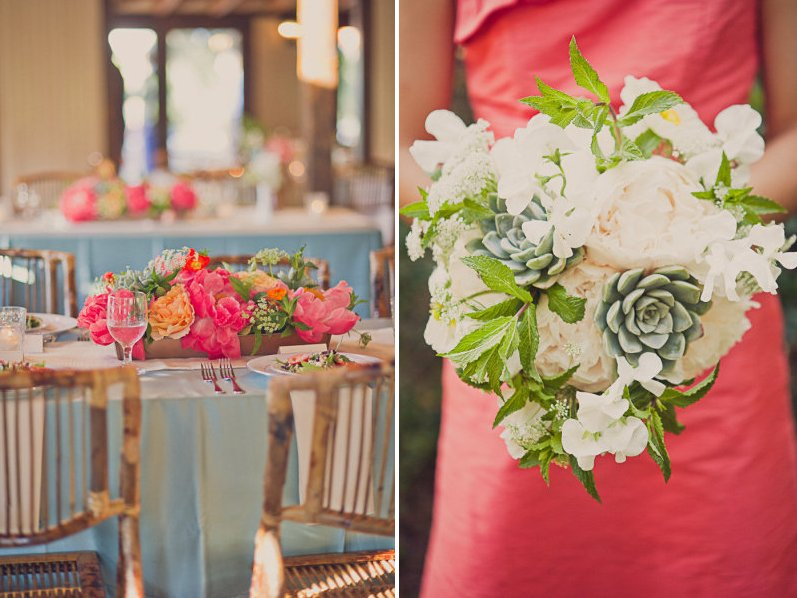 Watermelon-wedding-colors-paired-with-brights-tangerine-green-succulent-bridal-bouquet.full