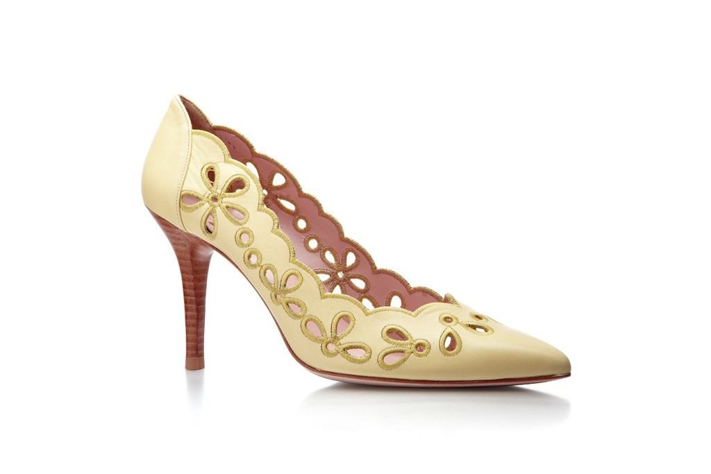 Butter-yellow-wedding-shoes-lace-cutout.full