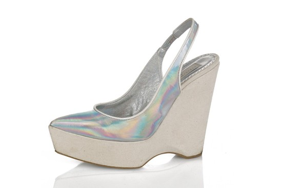 hologram wedding shoes stella mccartney
