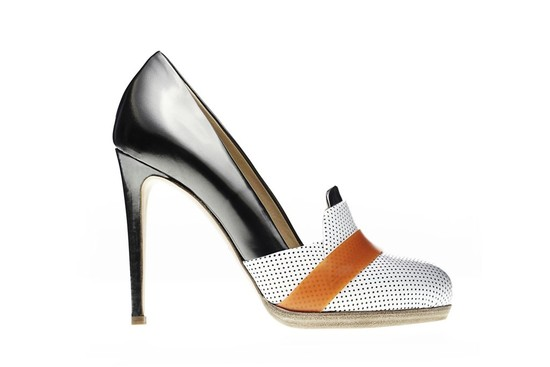 reed krakoff vintage inspired bridal shoes